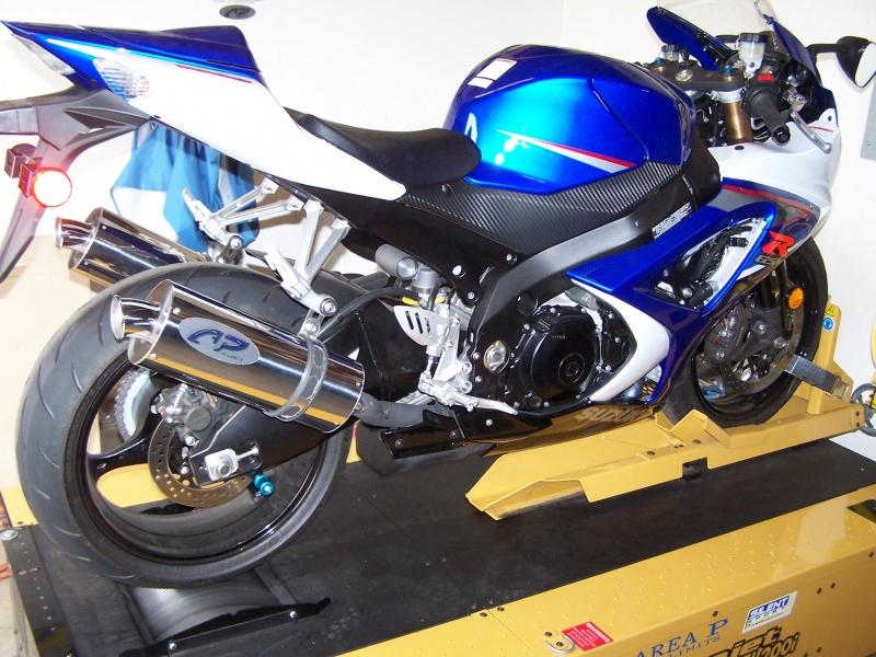 Gsxr100007dual: 2004 Gsxr 1000 Exhaust At Woreks.co
